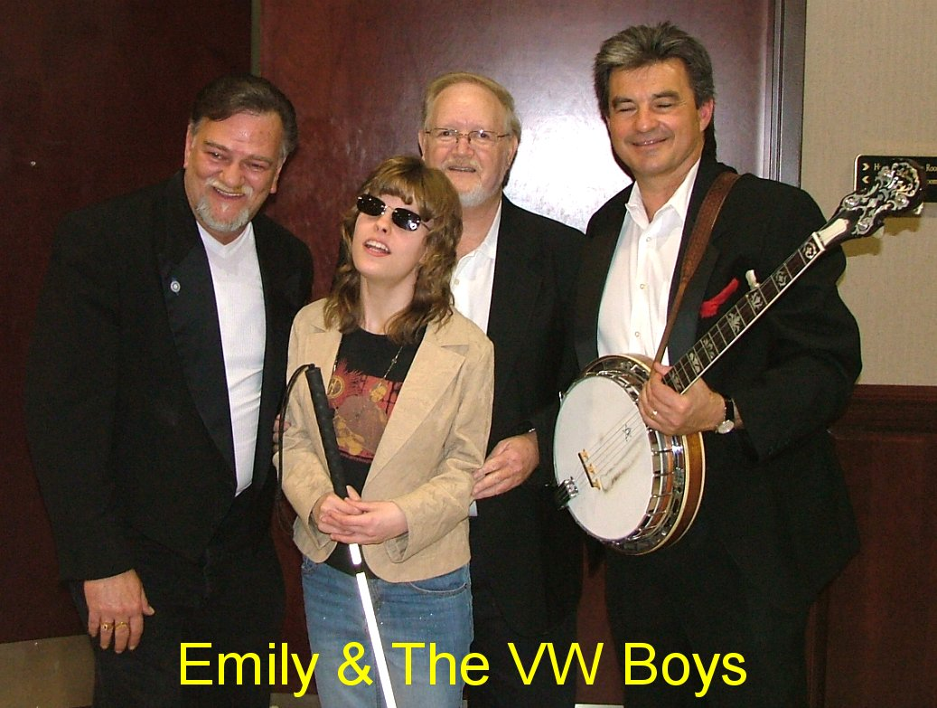 Emily & The VW Boys Wabash Cannonball